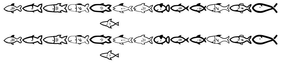 Visvang font