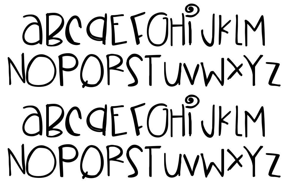 Vital Sighns font