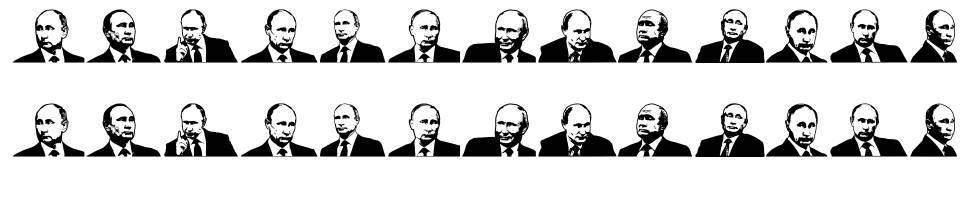 Vladimir czcionkę