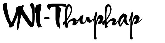 VNI-Thuphap font