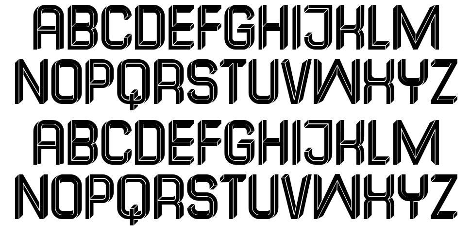 Vologda font