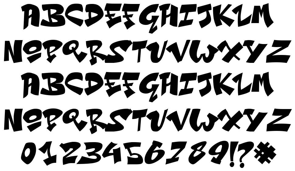 Vope Dome font