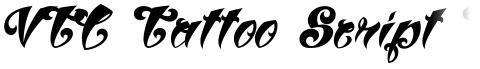 VTC Tattoo Script Three