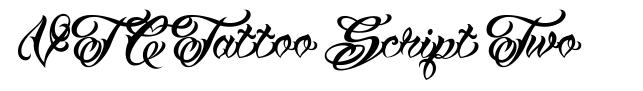 VTC Tattoo Script Two