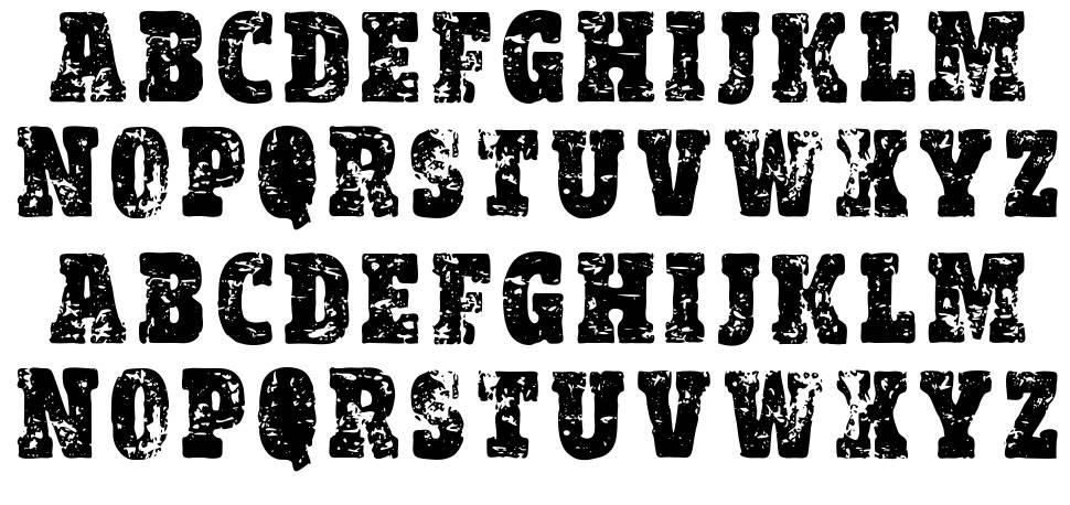 Vtks Bold&Cool font