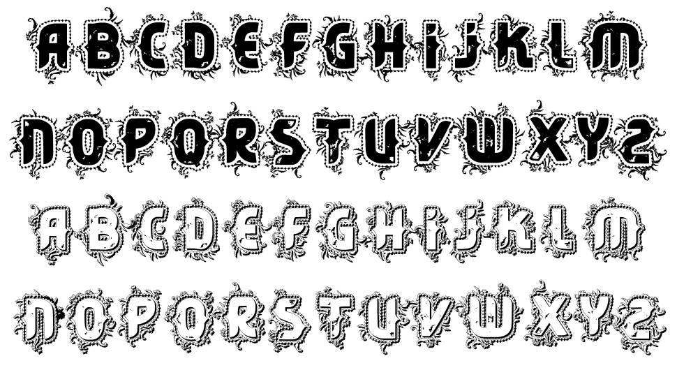 VTKS Core font