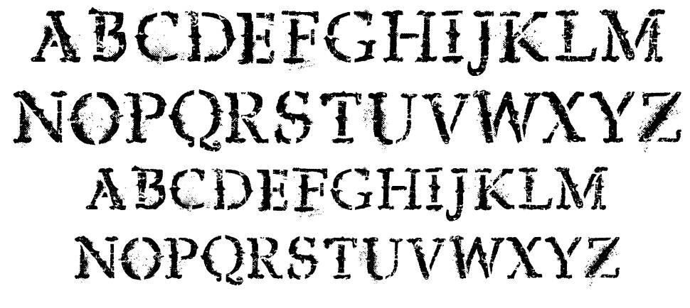 Vtks Expert шрифт