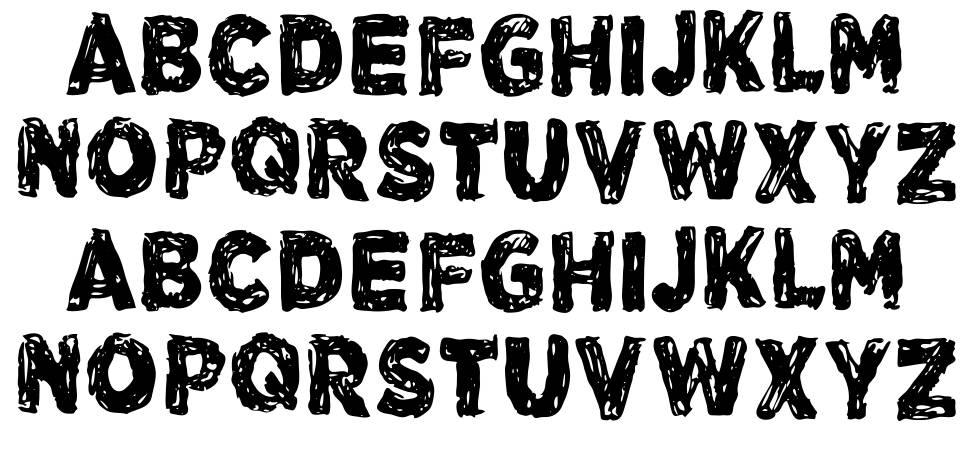 Vtks LongTime font