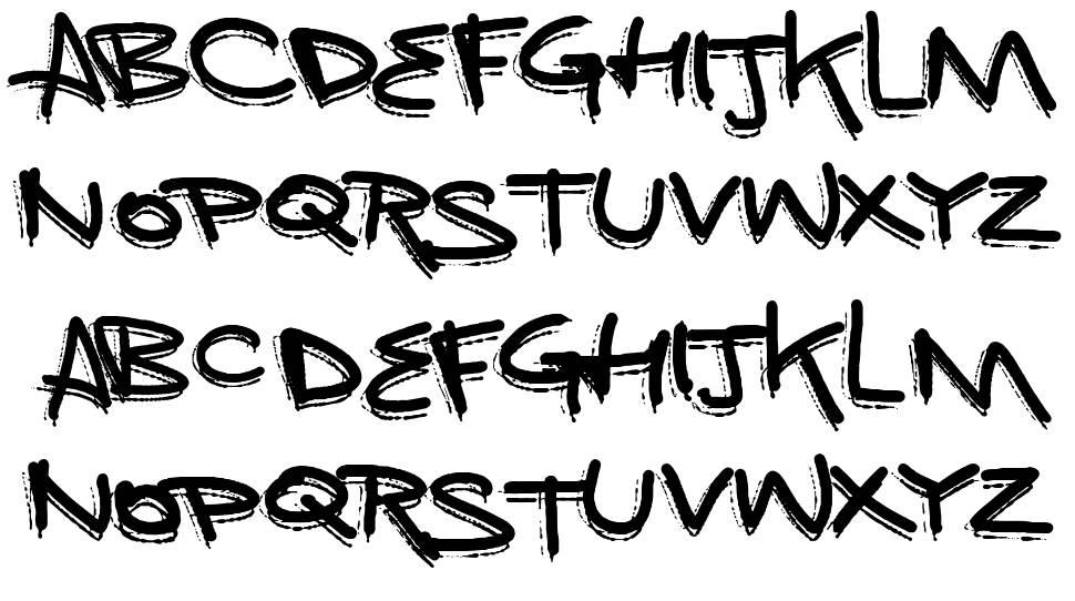Vtks Mint font