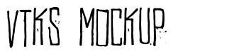 Vtks MockUp