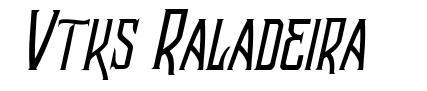 Vtks Raladeira