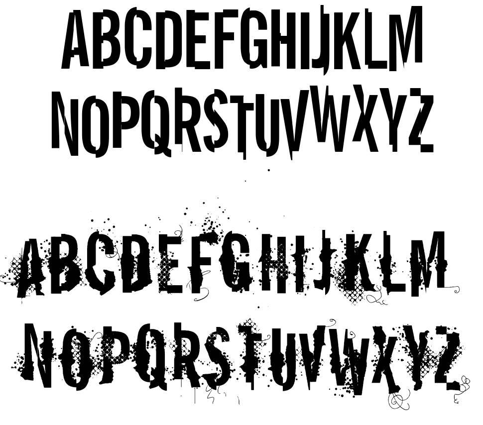 VTKS Report Error font