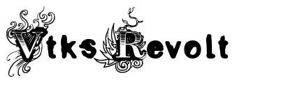 Vtks Revolt font