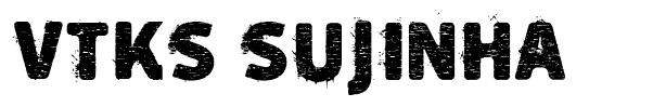Vtks Sujinha font