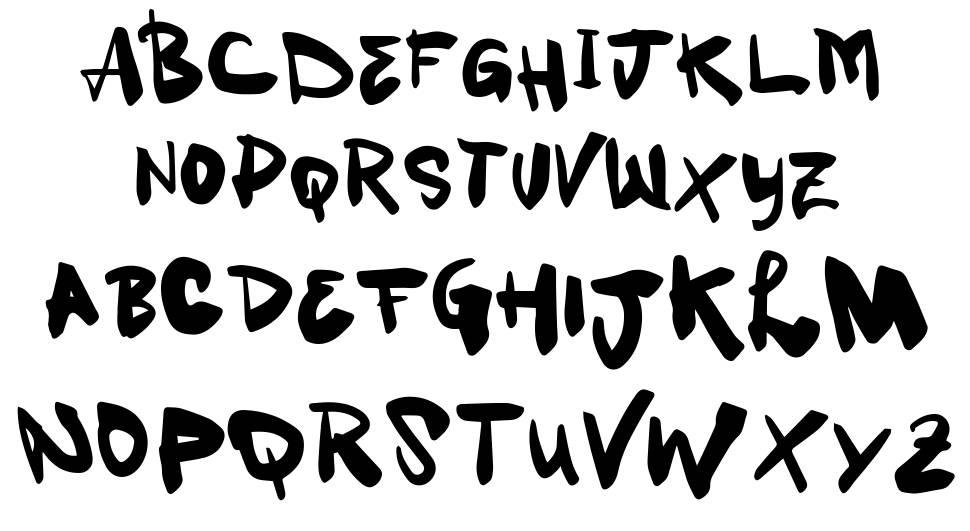 Vtks Textones font