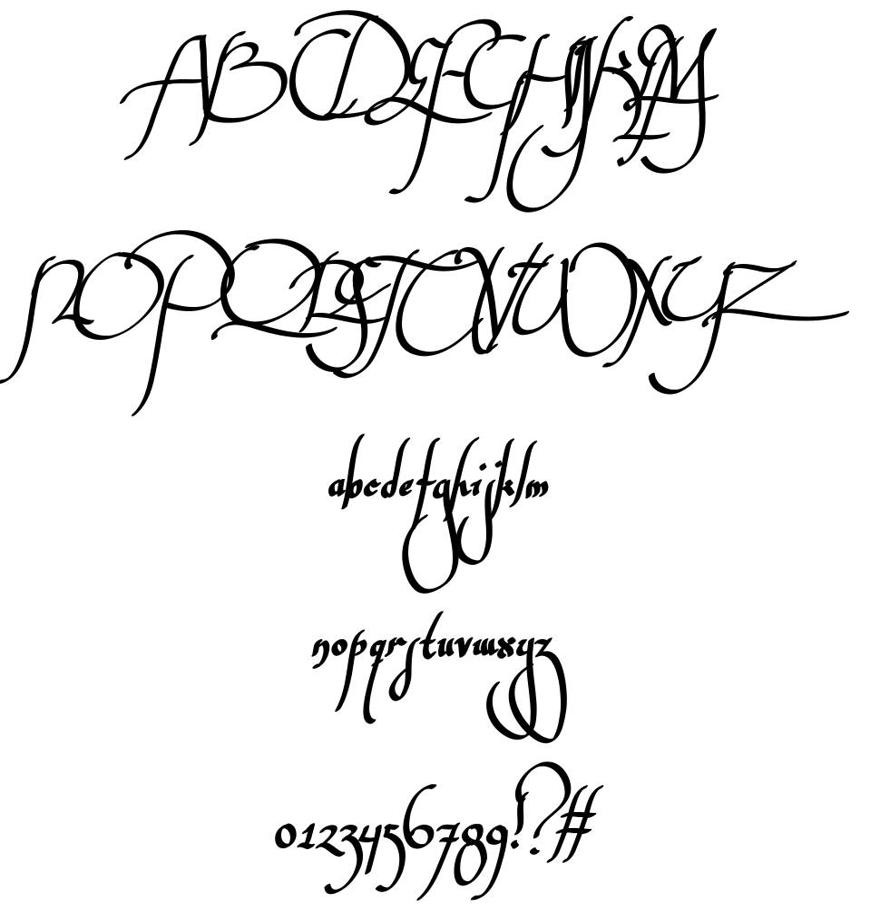 Wankstaberg Battles font