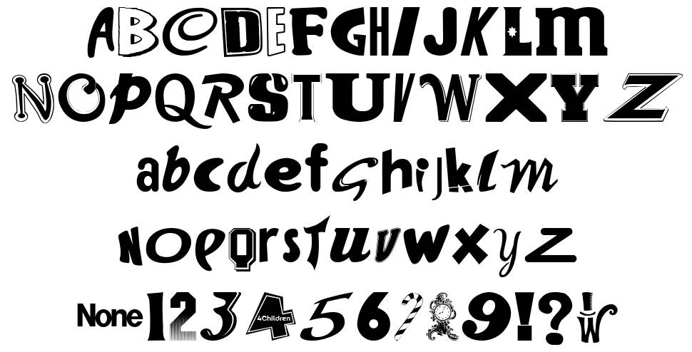 Want Some Candy font