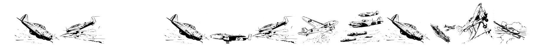 War II Wairplanes