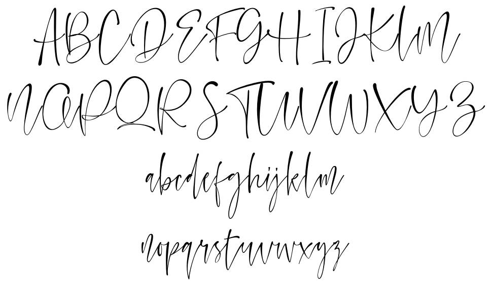 Watercoral font