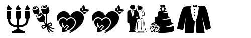 Wedding font