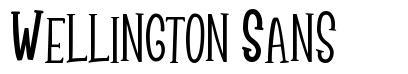 Wellington Sans