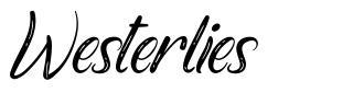 Westerlies