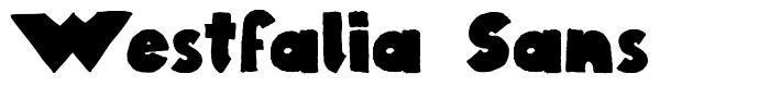 Westfalia Sans