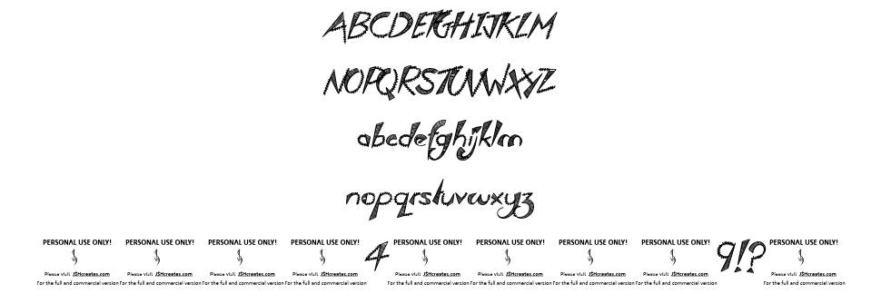 Which Witchy font
