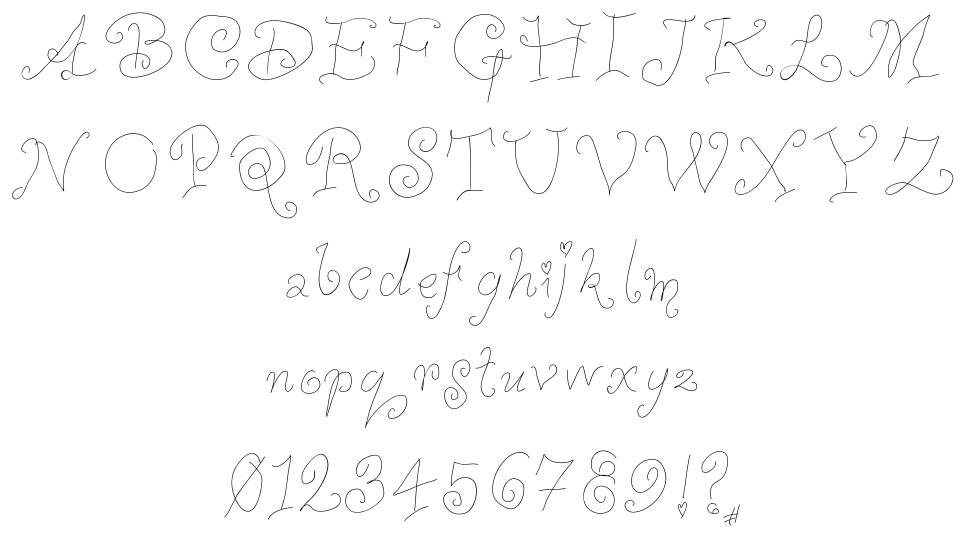 Whimsy Wischy font