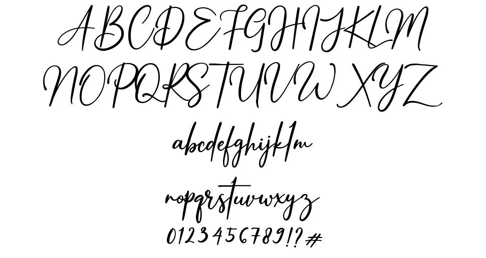 White Systemattic Duo font