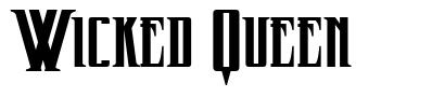 Wicked Queen font