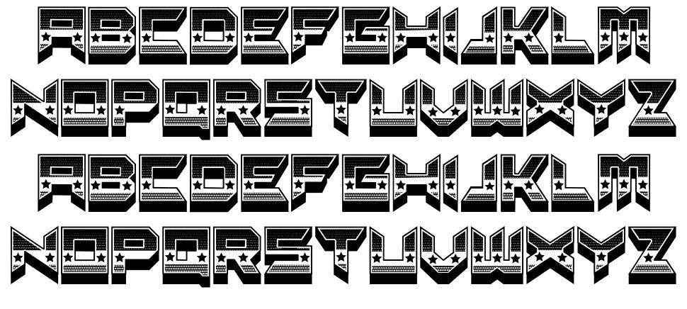 Wild Girl font