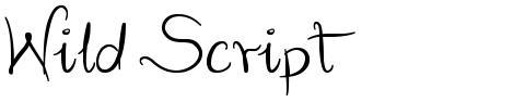 Wild Script