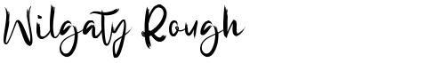 Wilgaty Rough