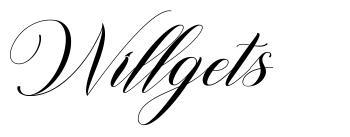 Willgets