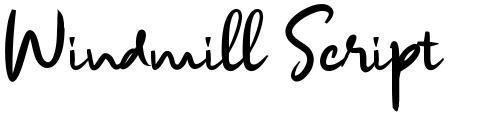 Windmill Script