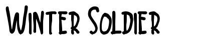 Winter Soldier font
