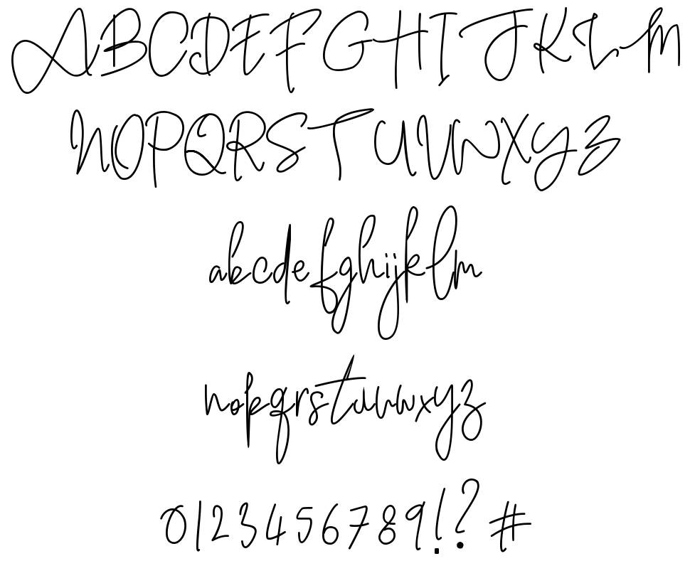 Witherscollin font