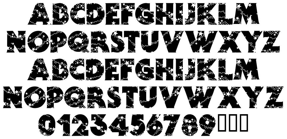 Wizardry font