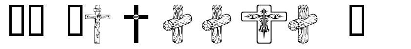 WM Crosses 1 フォント