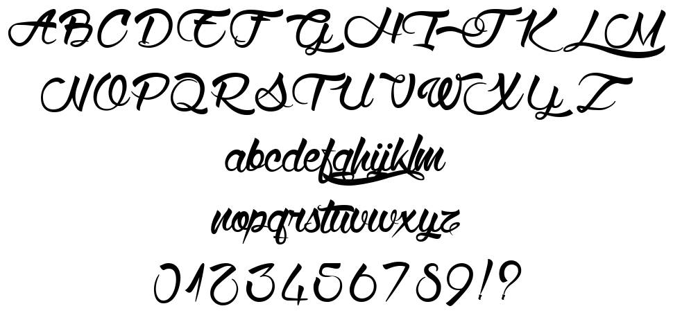 Wolf in the City font