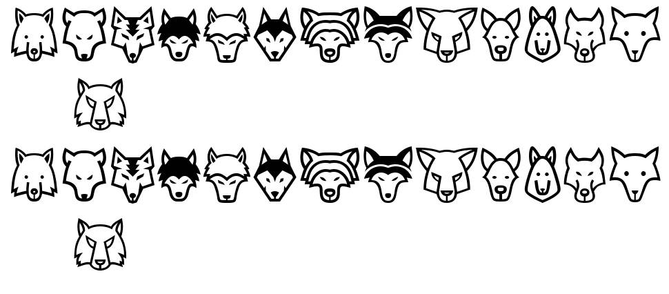 Wolves fonte