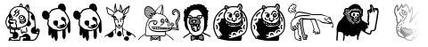 Woodcutter Animal Faces