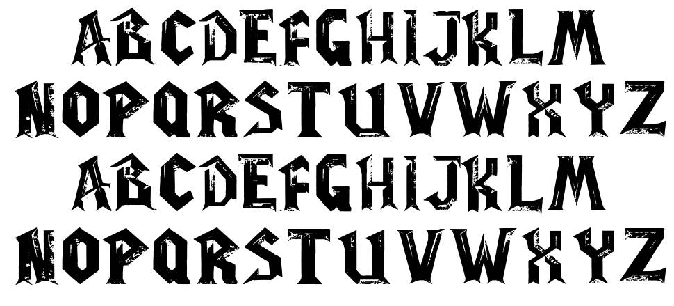 WoW Plexus 字形