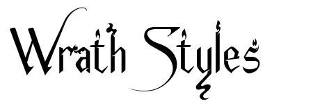 Wrath Styles