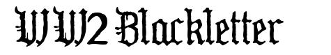 WW2Blackletter