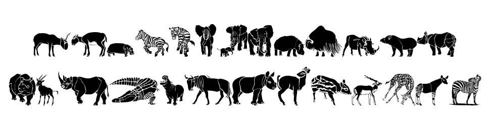 WW Safari font
