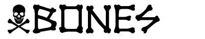 Xbones 字形