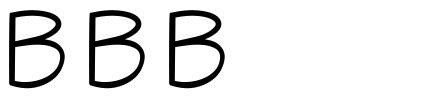 Xii font
