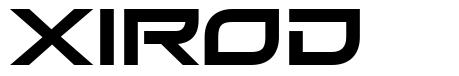 Xirod 字形